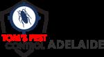 tomspestcontroladelaide logo